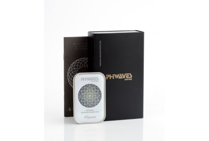 PhiWaves Graphene Enhanced Personal EMF Protection